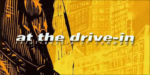at the drive in relationship of command 320